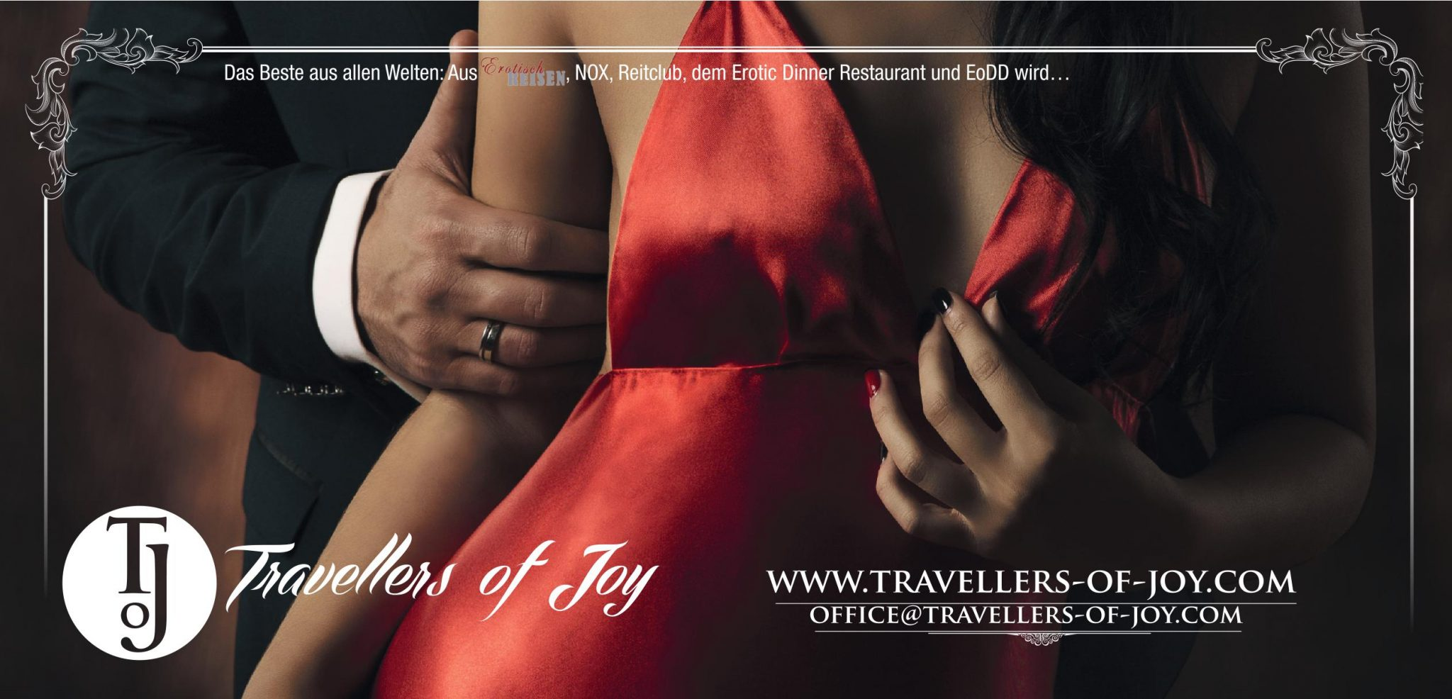 Travellers of Joy – Erotisch Reisen